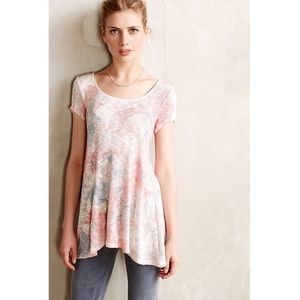 Anthropologie Akemi Kin Floral Swing Top